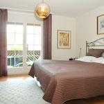 17 m2 Wohlfühl-Atmosphäre: Elternzimmer im Obergeschoss