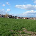 Freienwil, ein noch beschauliches, naturnahes Dorf