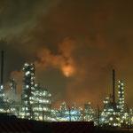 Bewertung technischer Isolierungen und Gasleckortung in Raffinerien