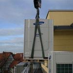 Installation Samsung DVM | www.kaelteanlagenbau.com