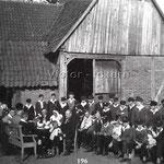 Ausflug der Lehrlinge nach Haltern   1929