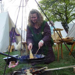 5. Wikinger- und Mittelalterspektakel 2011 in Berlin - Manuela macht Eierkuchen