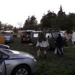 Mittetalterspektakel 2011 in Bäbelin