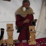 5. Wikinger- und Mittelalterspektakel 2011 in Berlin - Olaf der Bernsteinschnitzer