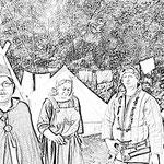 Gruppenfoto in Garz