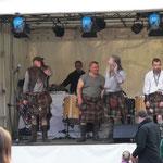 5. Wikinger- und Mittelalterspektakel 2011 in Berlin - Die Band Saor Patrol