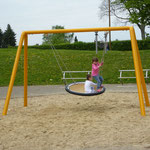 Kalotta Swing Schaukel mit stoßgedämpfter Schale Art.-Nr. 02 2864VL