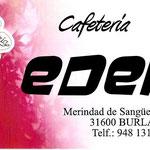 CAFETERIA EDEN