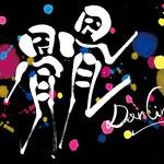 アート書 「骨骨dancing」