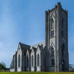 Die katholische Kirche in Reykjavik.