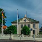 Die deutsche Botschaft auf Island.
