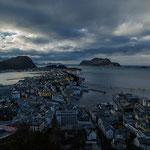 Ålesund - Blick vom Aksla