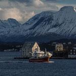 Sunnmørealpen bei Ålesund