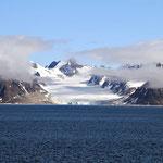 Gletscher überall