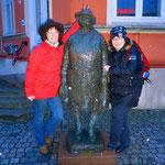 Treffen mit Marina in Trondheim