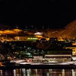 Kjøllefjord bei Nacht
