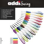 addi Swing Häkelnadeln