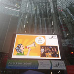 Cancer Survivor Day im Sony Center Berlin