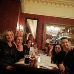 Es war toll mit euch! Danke für die Schweizer Lehrstunden und die Einladung zurück zu kommen. Ihr lieben Belly´s Health Trainerinnen seid herzlich eingeladen nach Deutschland zu kommen.
