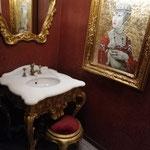 Toilette auf Schweizerisch. Foto war einfach ein Muss.
