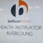 Die Ausbildung wurde mir von Bellicon gesponsort - Danke für die Wertschätzung und das Mitgehen für meine Vision und unser Projekt!