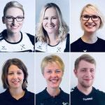 Das Team von Physio Concepts Rekert aus Hüllhorst