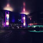 Hat was magisches - die Luzerner Festhalle. Eine wunderbare Atmosphäre!