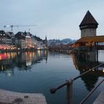 Luzern am Abend