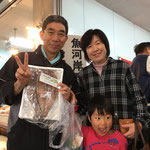 H28/4/9素人セリ。1000円のシマホッケを700円でゲット~!!