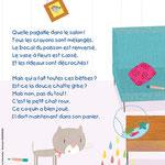 magazine Les petites filles à la vanille septembre 2013 ed.Fleurus presse © laurence jammes/all rights reserved