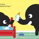 livre à toucher  © marc clamens 2013 - collection BARRI - éditions hatier