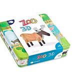 puzzle 3D Zoo ed. Imaginarium
