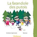 magazine Histoires pour les petits mai 2012 - illustrations laurence jammes, marc clamens, ed. Milan presse