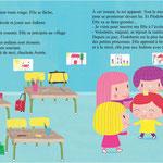 magazine Les petites filles à la vanille septembre 2012 ed.Fleurus presse