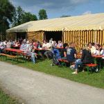 Fischerfest 2009 - Festbetrieb