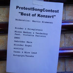 Best of Konzert, Foto: Gerald Stocker