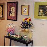 2000年3月 萌え出づる春展  ギャラリーミロにて