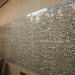 2011年11月 Love & Peace 展 (第9回)  小さな画廊 景 にて  千体地蔵