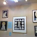 2012年 11月  Love & Peace 展 (第10回)  小さな画廊 景 にて