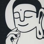 2000年作品 大好きな弥勒菩薩 (中宮寺)