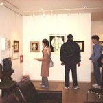 2003年3月 慈愛展  リーブギャラリーにて
