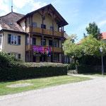 Klostervilla, regelmäßige Ausstellungen und Events