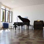 Aula Magna e pianoforte mazzacoda