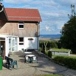 """Unser Haus das """"Schwalbennest"""" im Jugenddorf Hoher Meißner"""