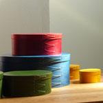 farbige Shakerboxes- wie die Originale