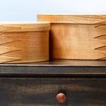 Shakerboxes aus Kirschbaum