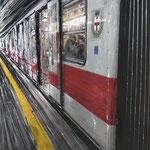 2015 - metro1158 - mixed media with oilfinish on PVC - 70 x 100