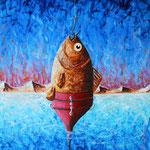 2004 - insidia - oil on canvas 50 x 70
