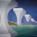 1995 - vita - oil on canvas 60 x 50