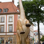 Quatsch machen in Bayreuth